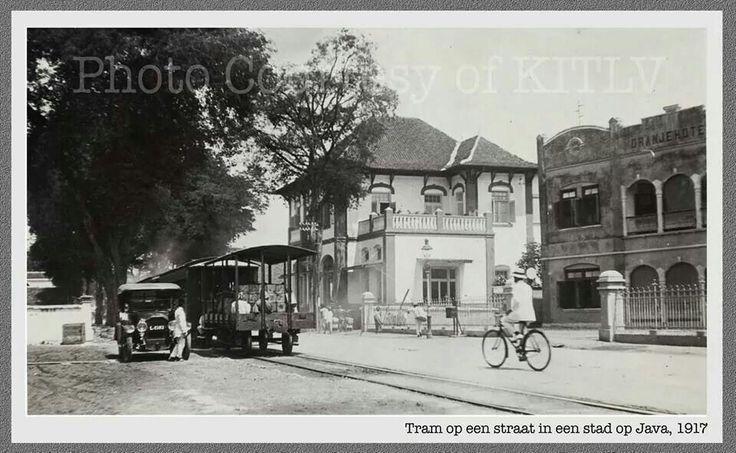 Oranje Hotel 1917