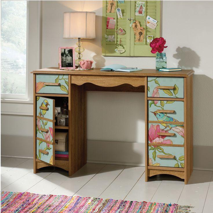 J.Conrad Furniture - Sauder Eden Rue Desk (420194), $212.99 (https://www.jconradfurniture.com/Sauder-Eden-Rue-Desk-420194/)
