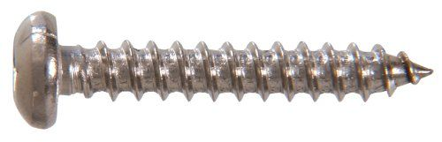The Hillman Group 70914 10 X 114Inch Stainless Steel Pan Head Square Drive Sheet Metal Screw 100Pack ** Learn more by visiting the image link.
