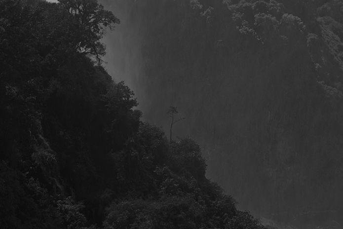 Victoria Falls II, 165x110 cm