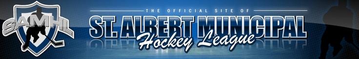 St. Albert Municipal Hockey League