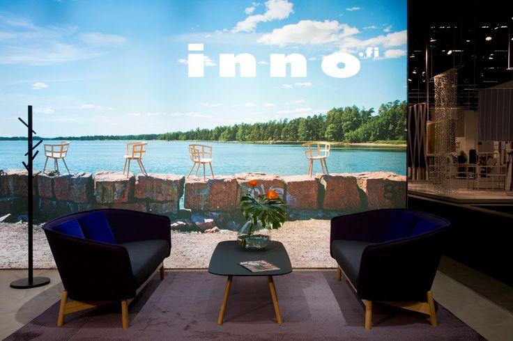 Inno at Stockholm Furniture Fair 2016 #SFF2016 #stockholmfurniturefair