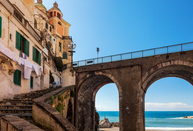 Atrani, Amalfi Coast, Italy.Inspiration Italy, Atrani, Rustic Amalfi, Travel, Photos Shared, Amalfi Coast Italy