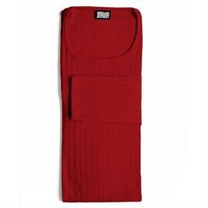 Nørgaard paa strøget - Rød lang ærmet t-shirt med rund hals - 101 stripes