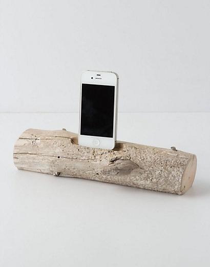 Luxury apple iphone dock