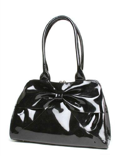 Lux De Ville Lady Lux Kisslock (Black) Lux De Ville,http://www.amazon.com/dp/B00D62J514/ref=cm_sw_r_pi_dp_bmT-sb0Q3FS3HXK4
