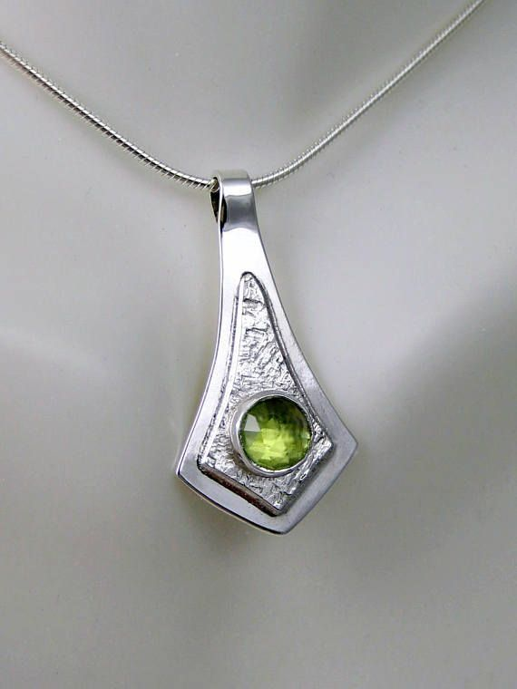 Hey, I found this really awesome Etsy listing at https://www.etsy.com/uk/listing/536660216/silver-peridot-necklace-peridot-pendant