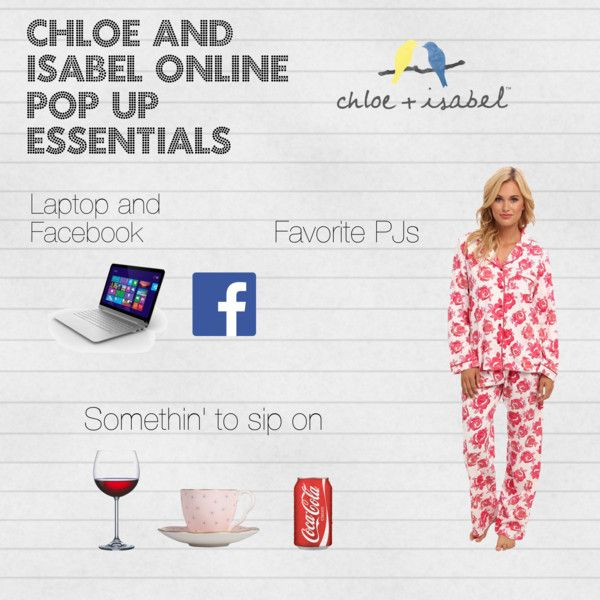 """Chloe + Isabel Online Pop Up Essentials""  What you'll need for your #chloeandisabel Online Pop Up Shop while you earn credits to get free jewelry!  www.chloeandisabel.com/boutique/mom254321"