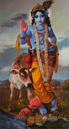 Newest painting by Kardami Kapila pr.