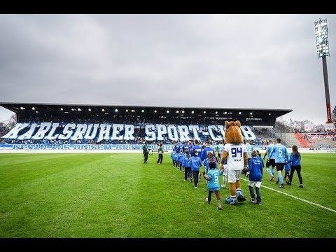 https://youtu.be/RVakuyu6zZ0 Original choreography by the home fans! Karlsruher SC - Fortuna Köln (10.02.2018)  #MatchAmbience #Ultras #Hooligan #KarlsruherSC #FortunaKöln #Germany #ACAB #AwayDays #Casual #Choreo #Culture #Derby #Fans #Fight #Football #Police #Pyro #Respect #RIOTS #Supporter #Terrace #Tifo #Supporter