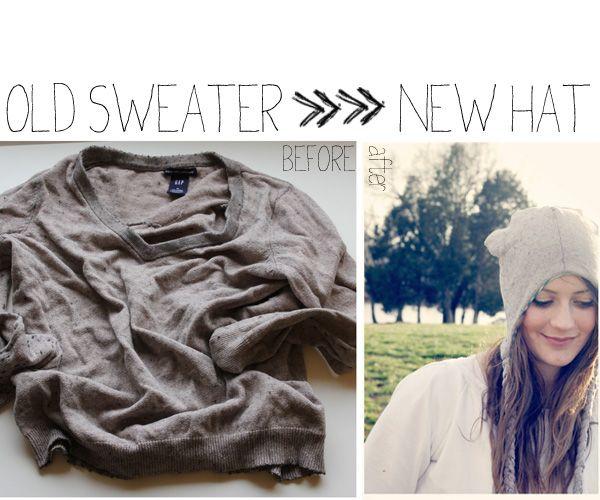 snowy day hat pattern (free!)