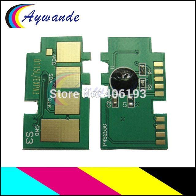4 X Clt K504s Toner Cartridge Chip For Samsung 504 Clp 415n Clp