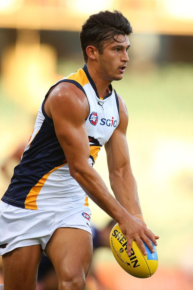 Sharrod Wellingham, West Coast Eagles