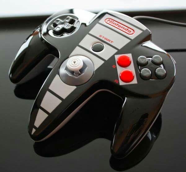 custom n64 controller