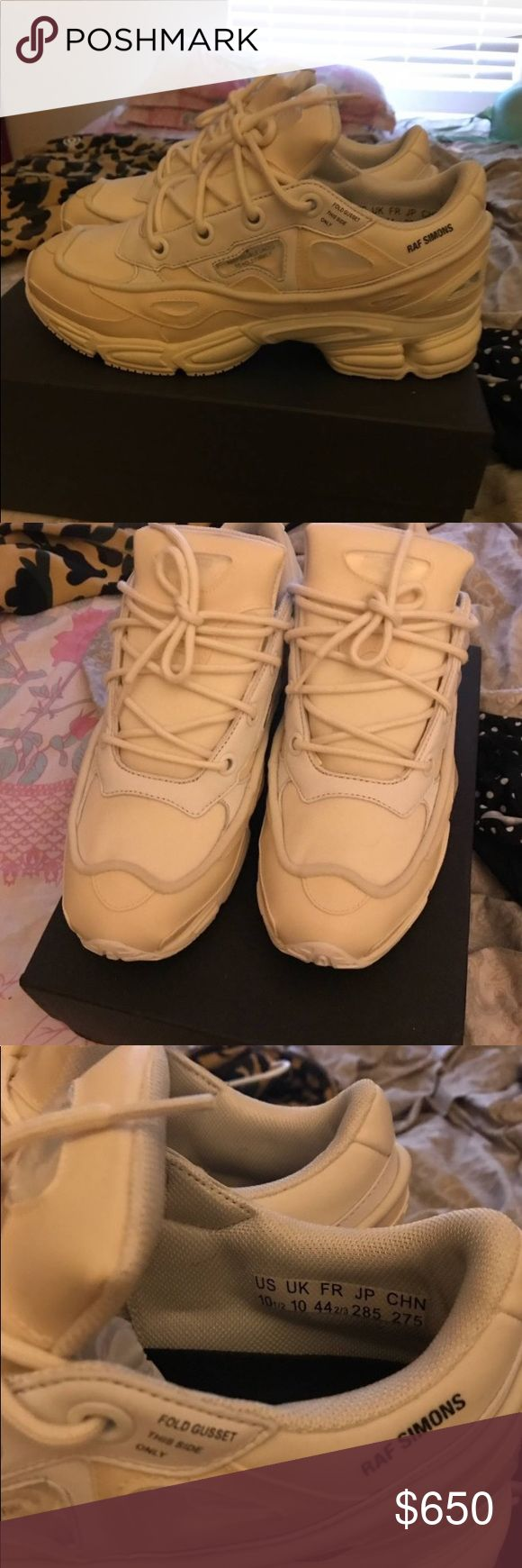 Raf Simons Ozweego Bunny 2 10/10 condition DS PayPal only posh takes too much of a fee :/ text 2543834586 for more info Raf Simons Shoes Sneakers