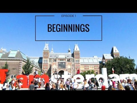 Arriving in the Netherlands and getting to know Maastricht