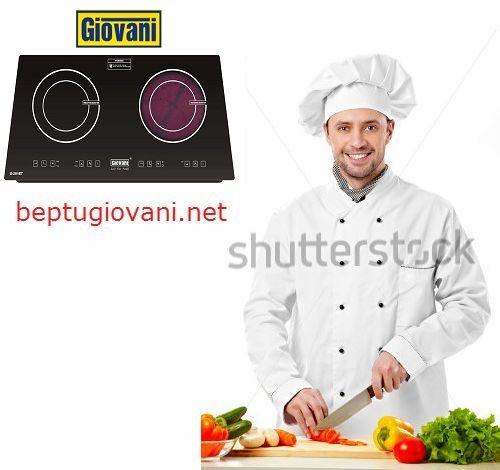 Bếp điện từ Giovani G 281ET xuất xứ ở đâu?