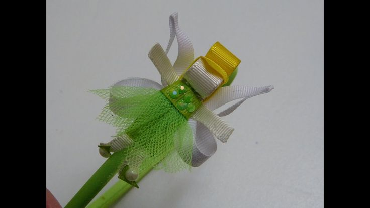 Tinkerbell personaje Disney  elaborado en cinta delgada para decorar gan...