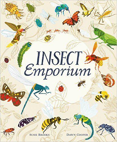 Insect Emporium: Amazon.co.uk: Susie Brooks, Dawn Cooper: 9781405283403: Books