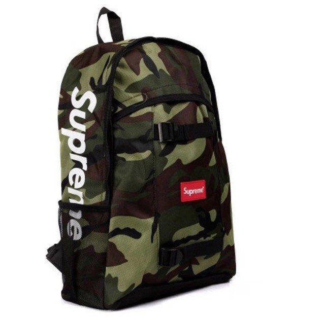 Supreme Nylon Sport Backpacks