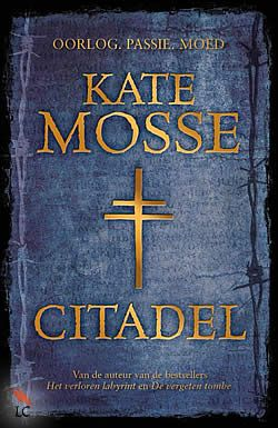 """Boek """"Citadel"""" just stared this, hope it is as good as the others."""