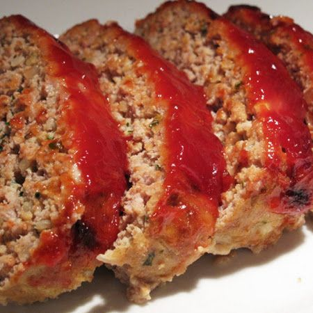 Take your meatloaf game to a whole new level with this sweet and spicy meatloaf recipe! #sweetandspicy #dinner