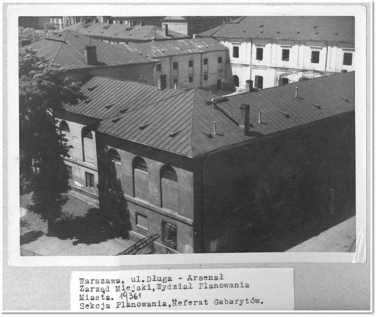 Akta miasta Warszawy - Referat Gabarytów