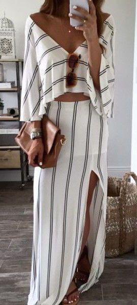 summer fashion stripes