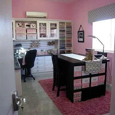 463 best Scrapbook Room Ideas images on Pinterest   Storage ideas ...
