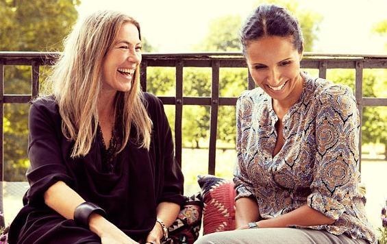 Susanne Rützou & Julie Fagerholt www.altfordamerne.dk