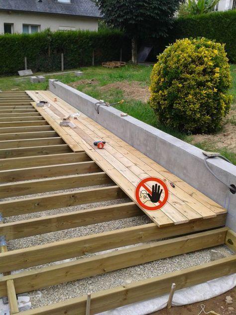 Les Pieges De La Construction D Une Terrasse En Bois Blog
