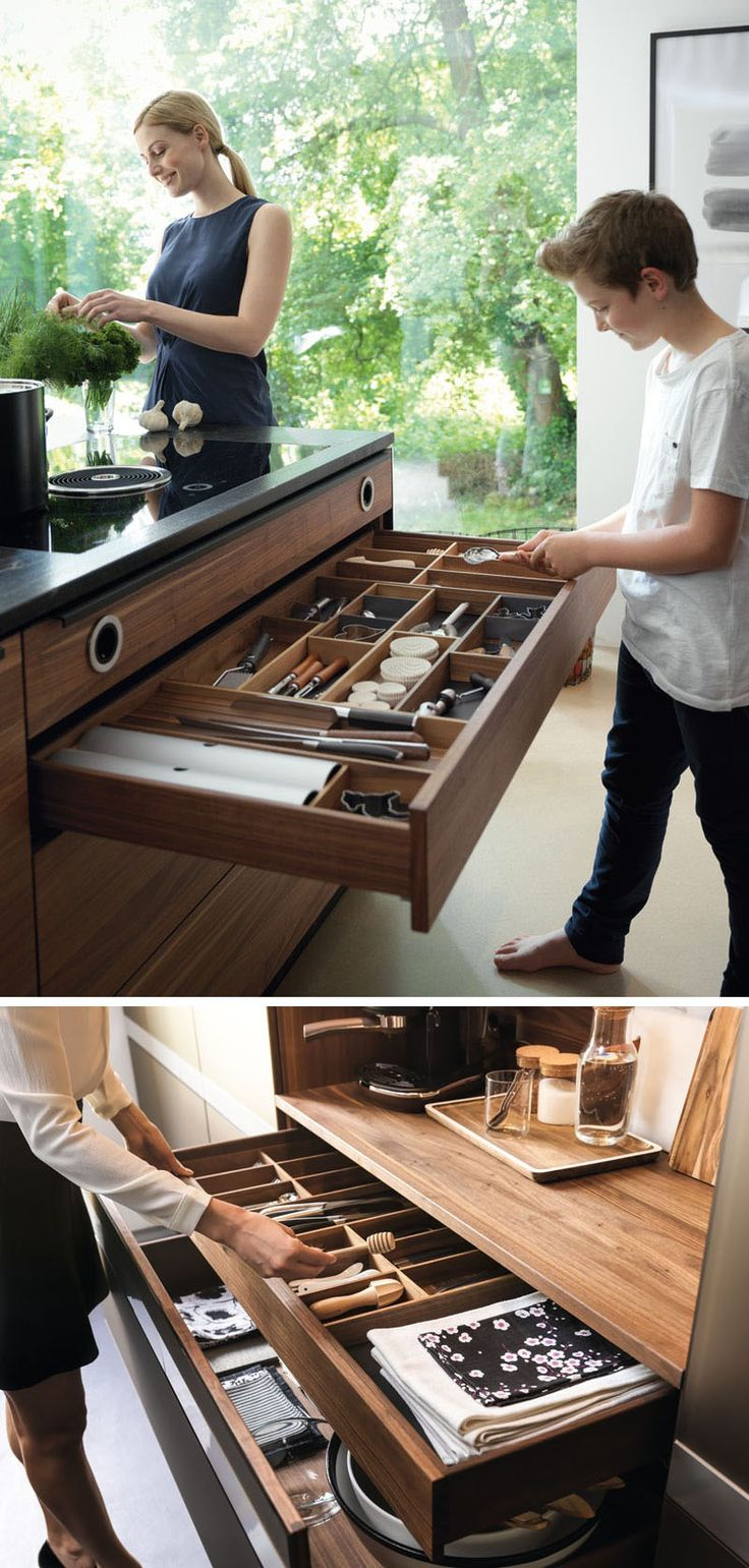 Kitchen Drawers Design Top 25 Best Kitchen Drawers Ideas On Pinterest  Kitchen Drawer