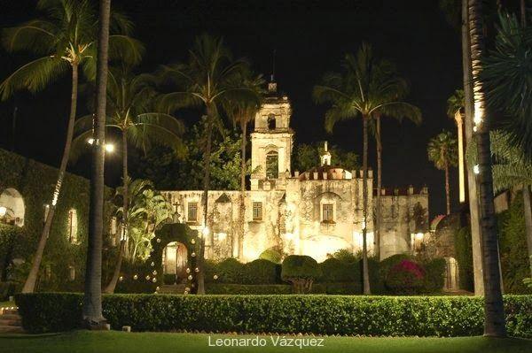 Morelos, ayer y hoy.: Ex Hacienda de Temixco, Temixco
