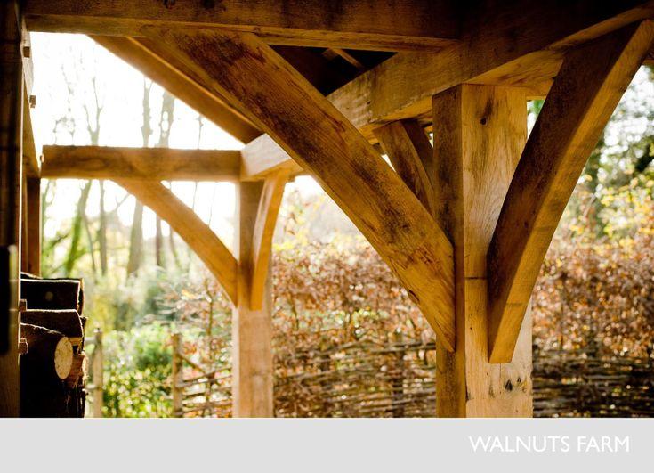Walnuts Farm – the rustic shoot location house   EXTERIOR