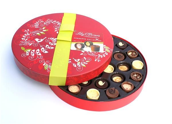 Christmas Desserts, 30 Chocolates - Available to ship 14th October 2013 available at LilyOBriens.ie