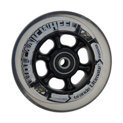 "4"" Volcanic Grande Ultimate Wheelchair Castor Wheel (100mm X 24mm)"