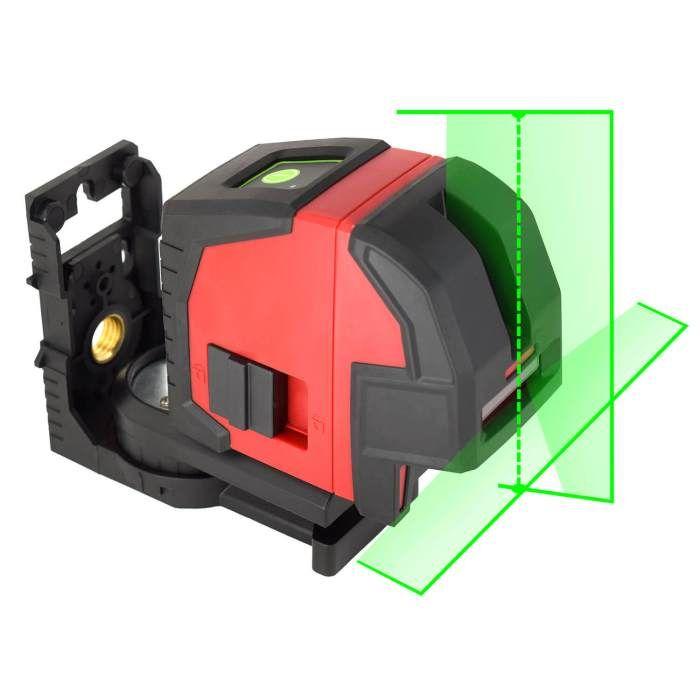 Green Laser Level Ev164p With Plumb Dots Laser Levels Green Laser Plumbing