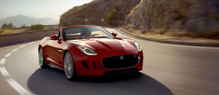 Jaguar - The New F-TYPE