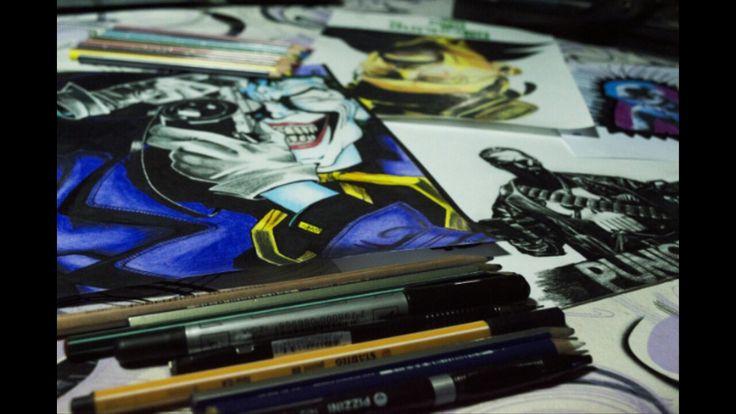 Algunos dibujos