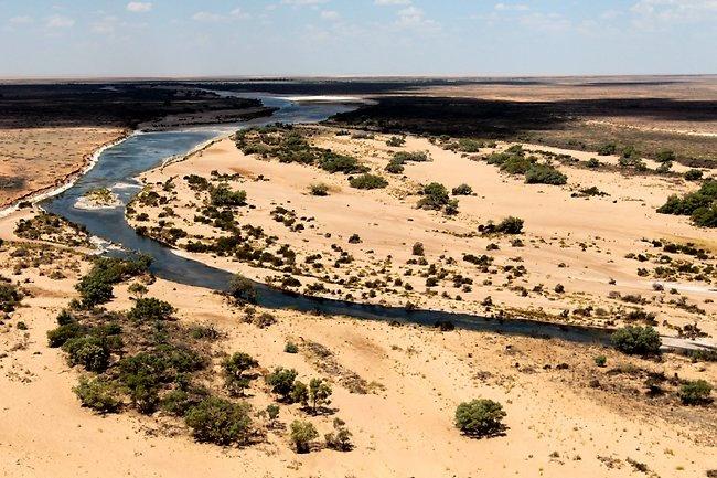 Lake Eyre | Lake Eyre returns to dry | The Australian