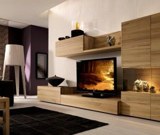 Top 10 Wooden Wall Units Picture Ideas