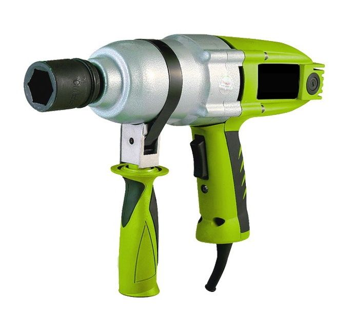 """159.00$  Buy here - http://alix08.worldwells.pw/go.php?t=32458633049 - """"3/4 inch electric impact  wrench 600W 588N.M electric torque wrench 3/4"""""""" electric spanner M18-M24"""" 159.00$"""