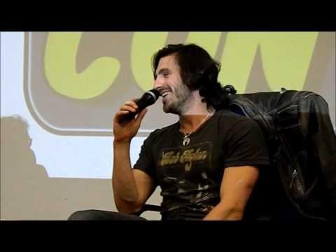 Eoin Macken Q Wales Comic Con 28th April 2013 (Part 1/2) - YouTube