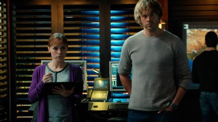 """NCIS Los Angeles """"Merry Evasion"""" Picture Recap By @sindee303 - Nell-o-saurus?? Velma?? Shaggy?? Do we have to start another """"nickname list"""" here… ;)"""