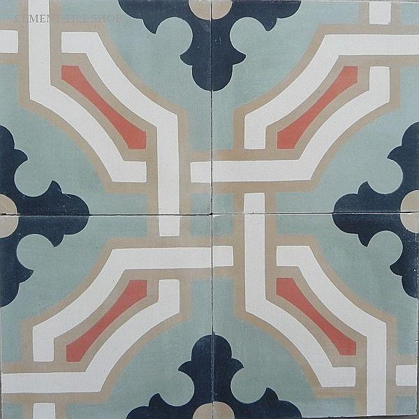 Cement Tile Shop | Monaco---laundry room