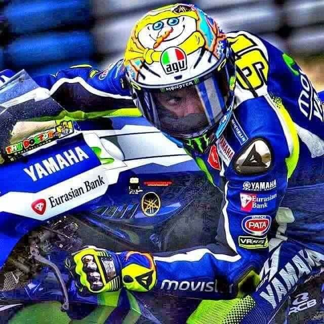 Valentino Rossi 2016