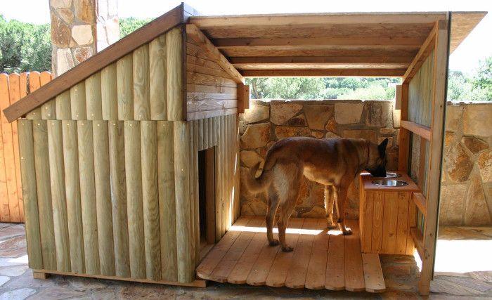 ¿Buscas casetas originales para perros? ¡Aquí las tienes! Te presentamos las 6 casas para perros en las que querrás vivir con tu mejor amigo. Te encantarán.