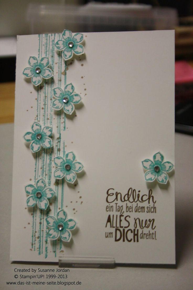 Petite Petals, Gorgeous Grunge, Petite Petals punch, Alles nur Sprüche (sentiment)
