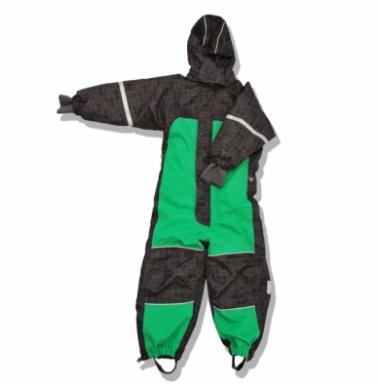 Green Cotton Xavier Ολόσωμη Φόρμα για τα Χιόνια
