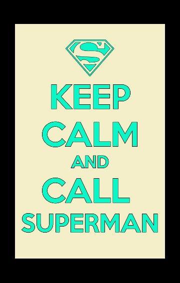 Call superman